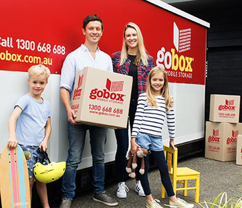 Get a quote for gobox Mobile Storage Unit Hire