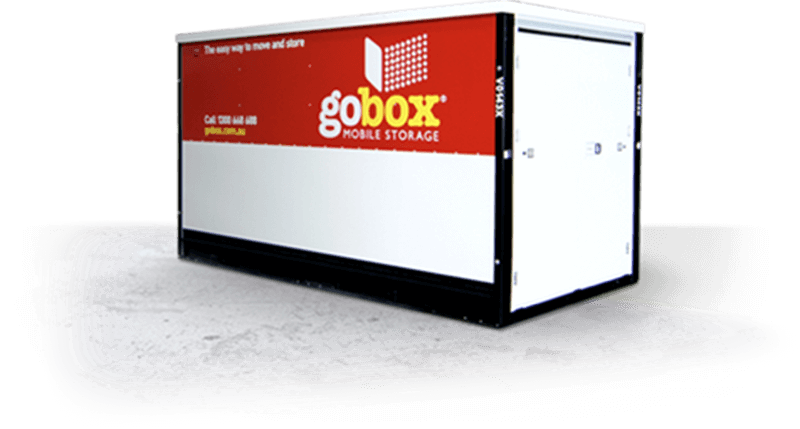 gobox Mobile Storage Unit Hire